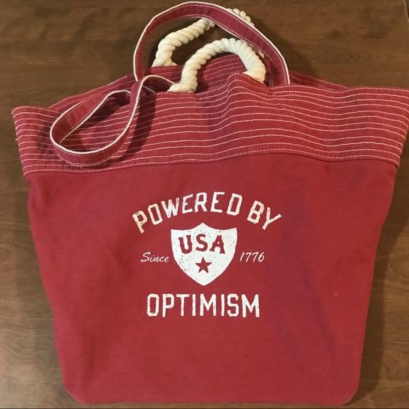 Life is Good Handbags - Life is Good large canvas bag